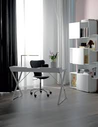 Modern Bureau Desks by Awesome White Home Office 11 Small White Home Office Desk View In