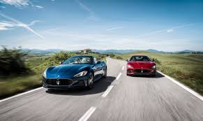 maserati convertible 2018 retouched 2018 maserati granturismo will make you love italian