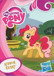 my pony ribbon g4 my pony reference ribbon heart friendship is magic