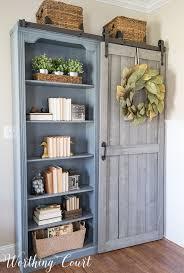 Over Door Bookshelf Diy Repurposed Bookshelf Projects That Will Make Your Life More