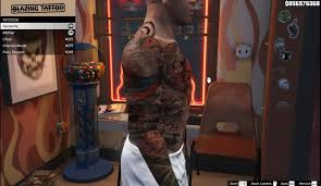yakuza tattoos gta5 mods com