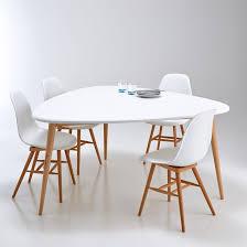 table de cuisine la redoute table de salle à manger 6 personnes jimi blanc la redoute