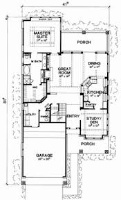 narrow lot home plans simple house plans for narrow lots awesome narrow lot house plans