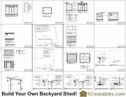 floor plans for sheds 8x12 modern shed plans studio shed office shed plans