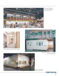 security booth guard booths portafab porta fab in plant office brochure
