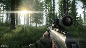 The Forest Game Map Escape From Tarkov Reveals A Deadly New Forest Section