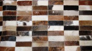 Faux Cowhide Flooring Natural Cowhide Rug With Awesome Captivating Coloring
