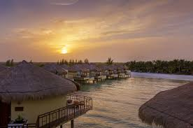 a look at mexico u0027s first overwater bungalows