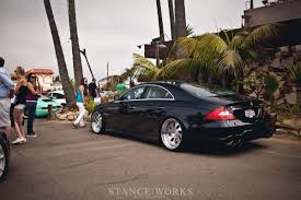 bagged mercedes amg my cls55 not everyones cup of tea mbworld org forums