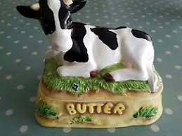 herriot country kitchen collection herriot s country kitchen cow butter dish border arts