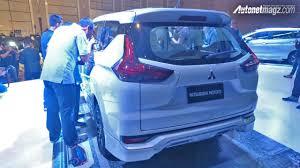 mitsubishi indonesia mitsubishi expander mpv unveiled rear three quarters indian