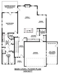 Finish Floor Plan Navajo St Aubyn Homes