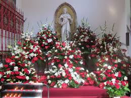 The Month Of June Flower - month of june u2013 devotions to the sacred heart of jesus u2013 the