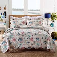 Beachy Bed Sets Coastal Bedding And Bedding Sets Beachfront Decor