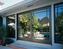 Patio Slider Door by Perimeter Grids On Sliding Doors A New Way To Design The French