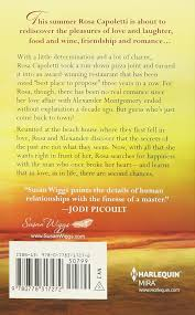 summer by the sea susan wiggs 9780778317272 amazon com books