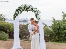 wedding arches sydney décor for hire rosella floral designs sydney wedding events