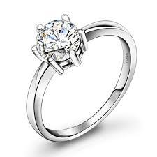 cheap diamond engagement rings for women personalized cheap diamond engagement ring for women platinum