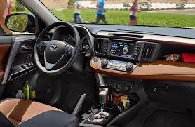 Toyota Highlander Interior Dimensions 2017 Toyota Rav4 Vs 2017 Toyota Highlander