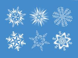 white snow background psdgraphics
