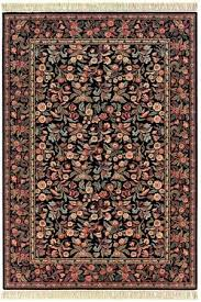 Floral Pattern Rugs Black Floral Area Rugs Roselawnlutheran