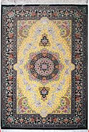 57 best silk persian rugs images on pinterest persian rug