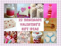Homemade Valentines Day Ideas For Him by Homemade Valentine U0027s Gift Ideas