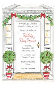 open house invitations open house invitations polka dot design