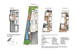 Residence Floor Plans Floor Plans U2013 Greenview Residences Singapore