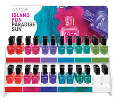 nail polish news paradise with zoya summer 2015