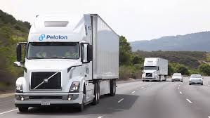 volvo trucks na peloton technology secures 60m to fuel commercial truck industry