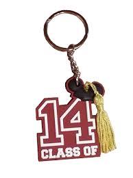 graduation keychain keychain keyring 2014 graduation class of 2014