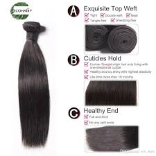 Double Weft Hair Extensions by Cheap Indian Virgin Hair Straight 10 28 Inch Premium Human Hair