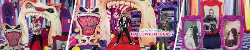party city halloween scene setters creepy fun house party supplies shindigz