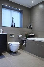 modernes badezimmer grau die besten 25 graue badezimmer ideen auf halbes