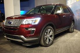 ford explorer ford explorer gets minor updates ahead of impending redesigned model