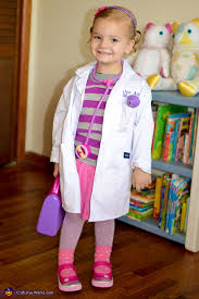 doc mcstuffins costume doc mcstuffins and lambie costume photo 3 4