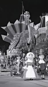 vintage walt disney world happy thanksgiving disney parks