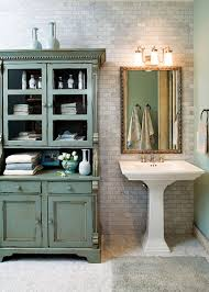 Antique Style Bathroom Vanity by Top 25 Best Pedestal Sink Bathroom Ideas On Pinterest Pedistal