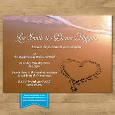 wedding reception invites creative ideas for beach wedding invitations registaz com