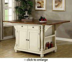 Mobile Kitchen Island Table by Decorating With Vintage Eclectic Style Mobile Kitchen Island And