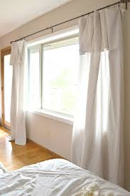 How To Make Curtains Out Of Drop Cloths Cloth Curtain Review
