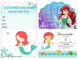 mermaid birthday party ideas 3 greenwoods