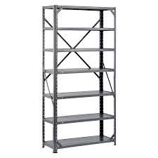 rustic metal shelves cheap metal shelving shelves ideas