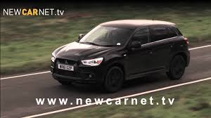 mitsubishi rvr 2015 black mitsubishi asx video trailer youtube