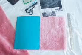 como forrar un cuaderno con tela youtube diy cómo hacer un cuaderno de peluche delilac