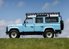 custom land rover defender this custom land rover defender is dripping in baja vibes airows