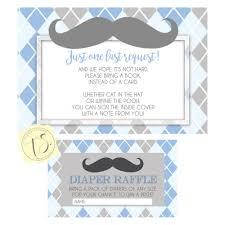 little gentleman baby boy baby shower invitation