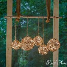 Diy Patio Lights Easy Diy Outdoor Chandelier All Things And Home Http