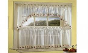 country kitchen window curtains cauroracom just all about windows